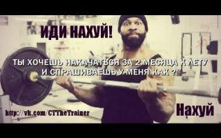 Мотивация от Плюшевой бороды!!! BEST MOTIVATION