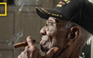 109-летний ветеран и его cекреты жизни заставят вас улыбнуться!