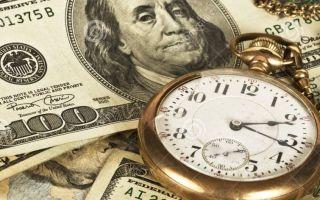 Время – деньги? (ценность, цена, сила времени, теория получаса).