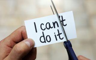 Как мотивировать себя после поражения?
